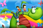 Friendly dragon difference game
